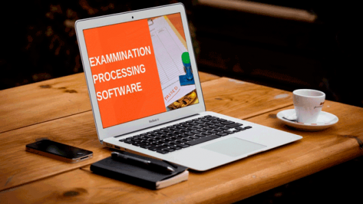 Exam Processing Software