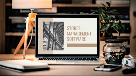 Stores Management Software